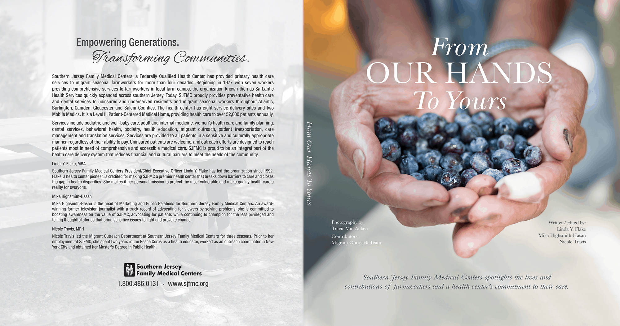 From Our Hands To Yours Book Cover